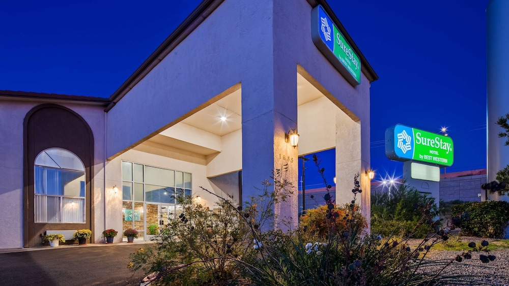 Featured Image, SureStay Hotel by Best Western Albuquerque Midtown