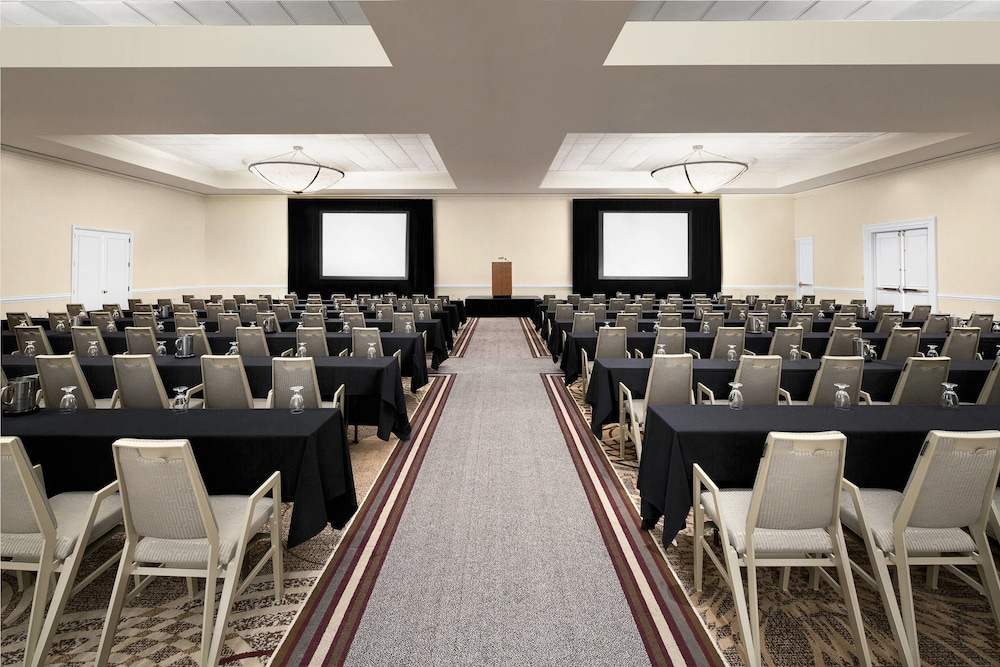Meeting Facility, Sheraton Raleigh Hotel