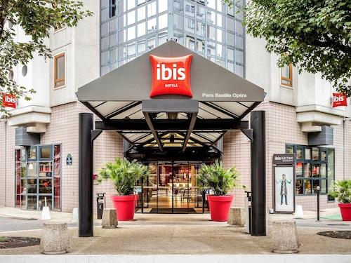 Ibis Paris Bastille Opera 11Eme