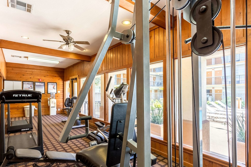 Fitness Facility, Quality Inn & Suites Baton Rouge West – Port Allen