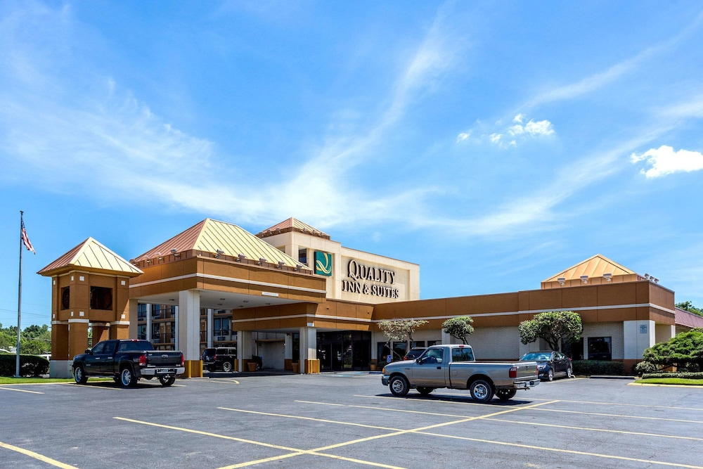 Featured Image, Quality Inn & Suites Baton Rouge West – Port Allen