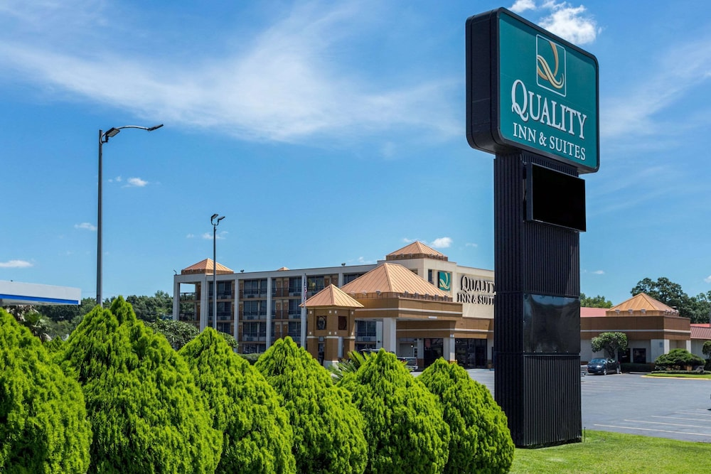 Exterior, Quality Inn & Suites Baton Rouge West – Port Allen