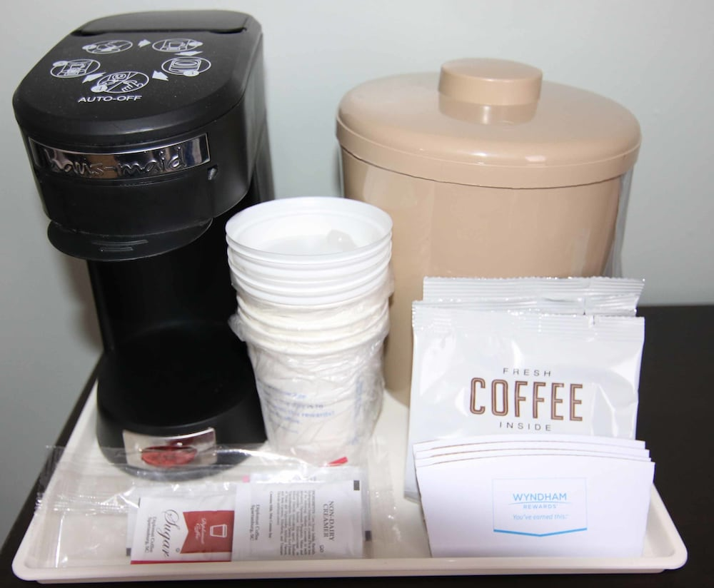 Coffee and/or Coffee Maker, Baymont by Wyndham Grand Haven