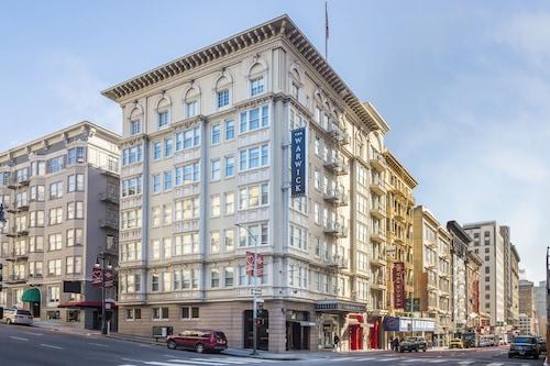 旧金山沃里克酒店