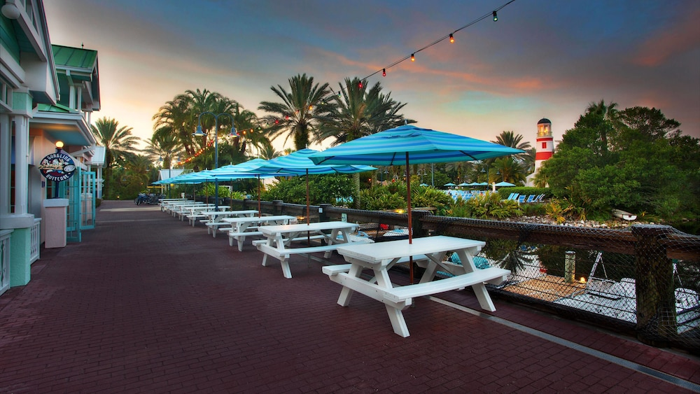 Terrace/Patio, Disney's Old Key West Resort