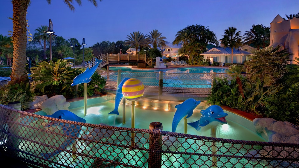 Outdoor Pool, Disney's Old Key West Resort