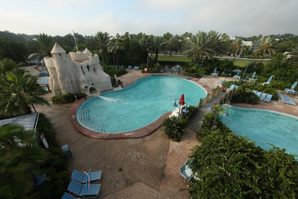 Pool, Disney's Old Key West Resort