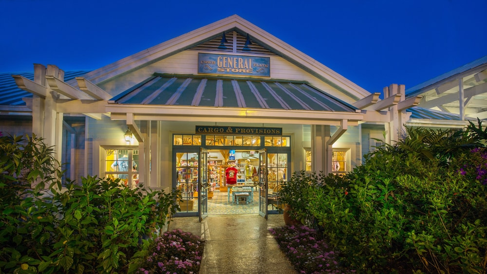 Gift Shop, Disney's Old Key West Resort