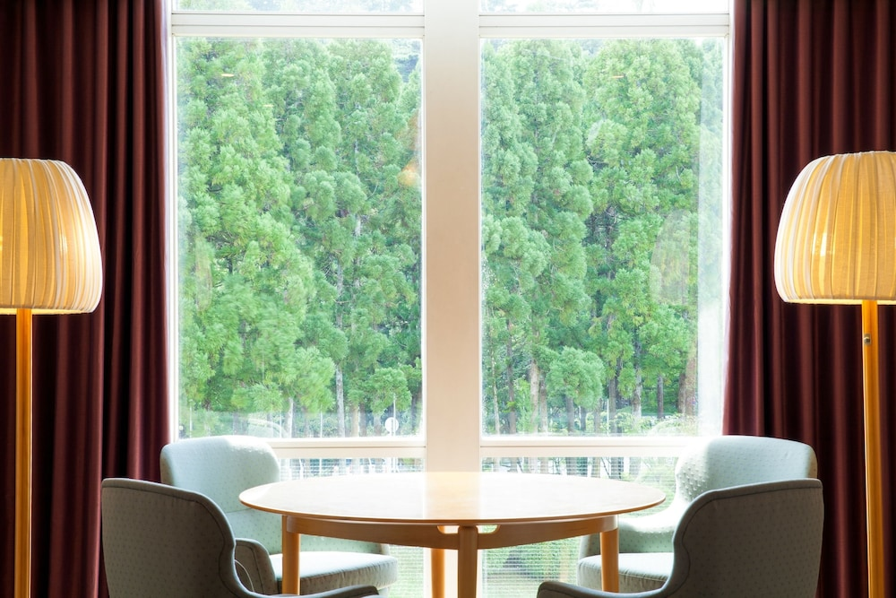 View from Room, The Prince Kyoto Takaragaike