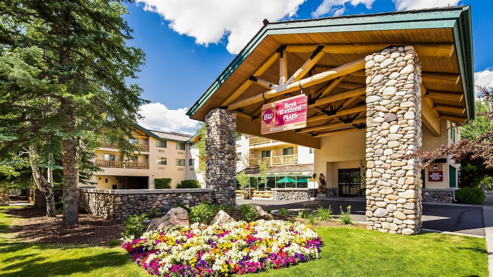 Exterior, Best Western Plus Kentwood Lodge
