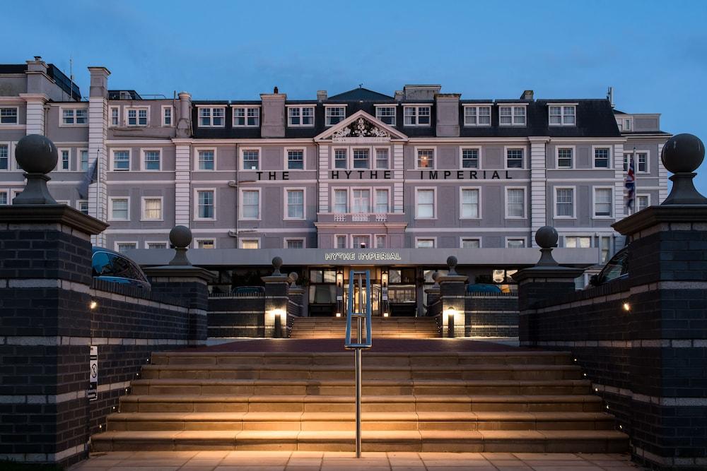 The Beach Hotel Hythe