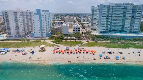 Crystal Beach Suites Oceanfront Hotel