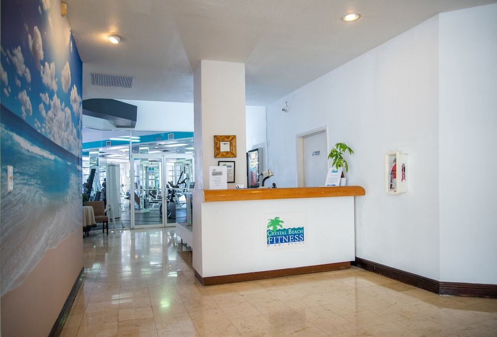 Fitness Facility, Crystal Beach Suites Oceanfront Hotel