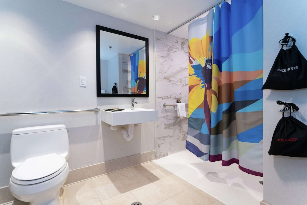 Bathroom, The Bethesdan Hotel, Tapestry Collection by Hilton