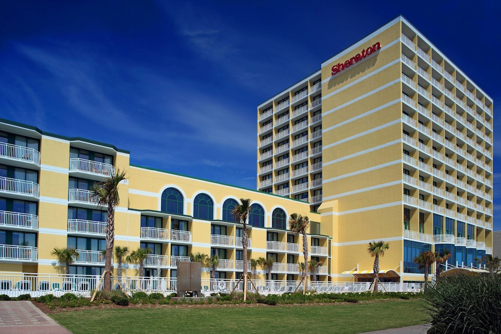 Sheraton Virginia Beach Oceanfront Hotel In Norfolk