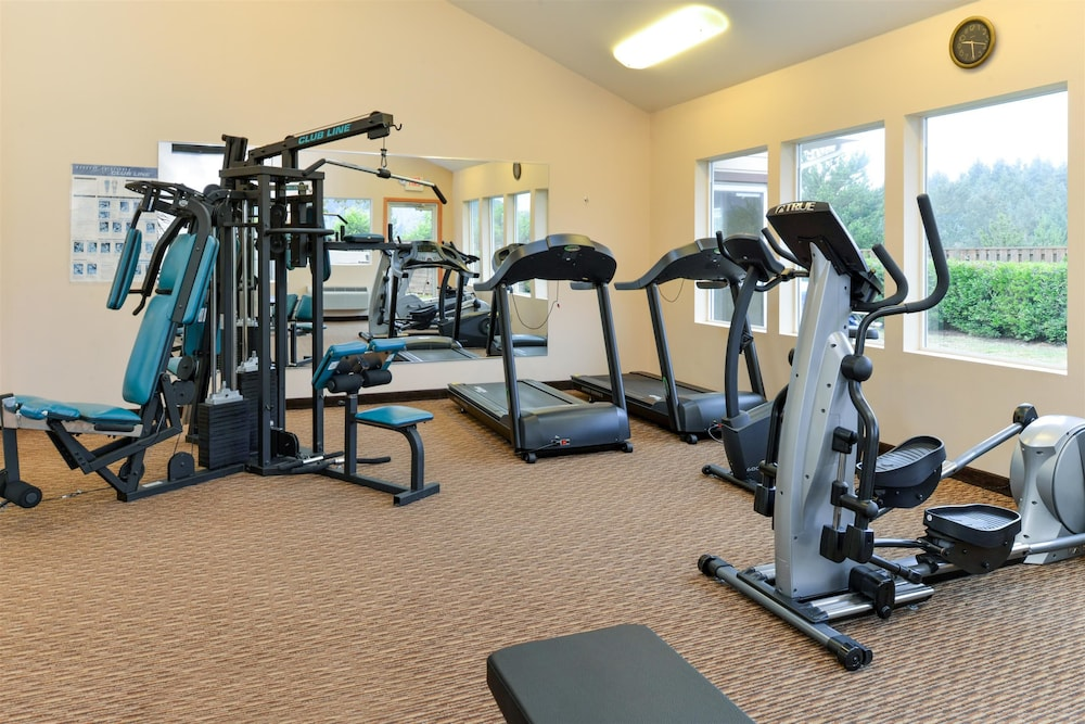 Gym, Best Western Plus Landmark Inn