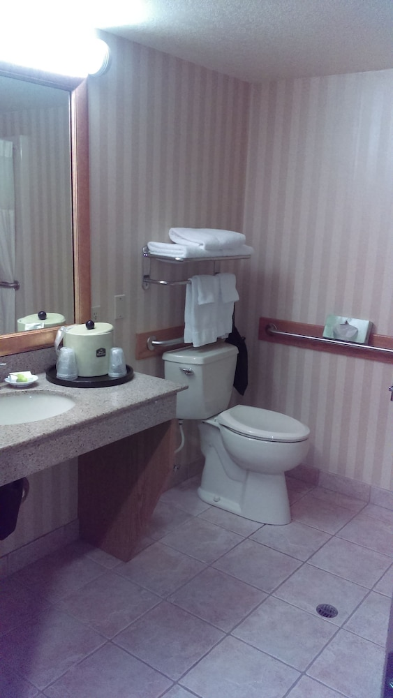 Bathroom Sink, Best Western Plus Landmark Inn