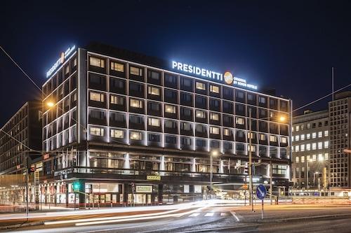 オリジナル ソコス ホテル プレジデンティ