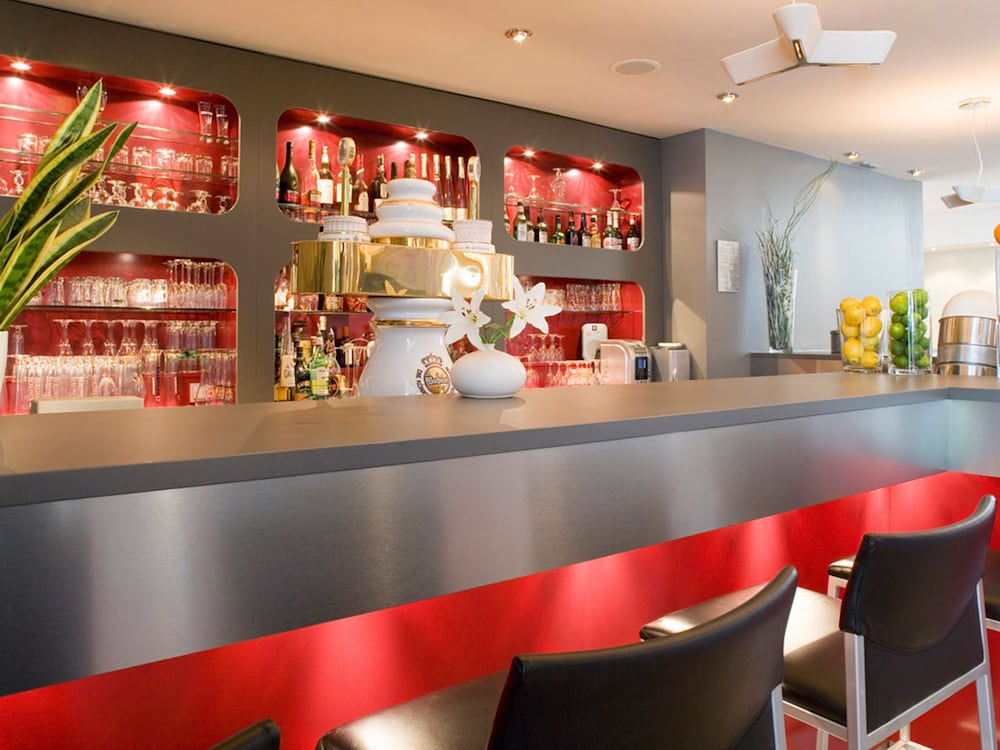 Bar, Mercure Airport Hotel Berlin Tegel