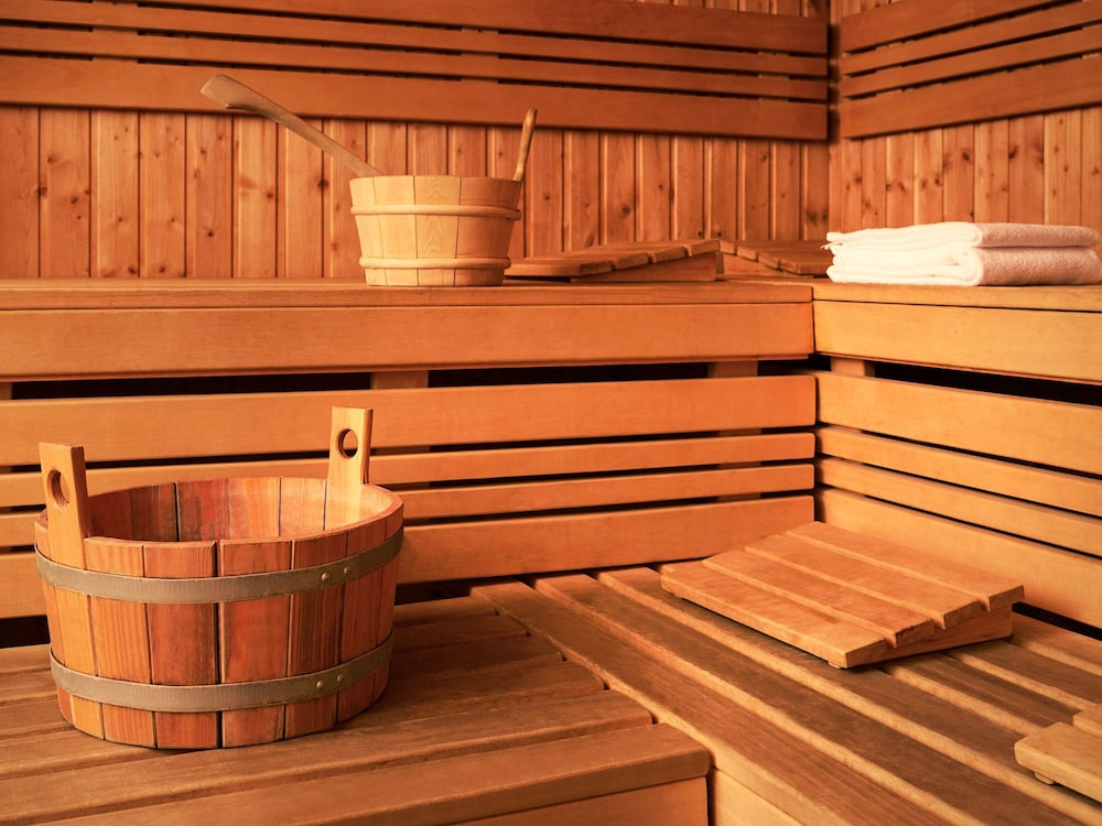 Sauna, Mercure Airport Hotel Berlin Tegel
