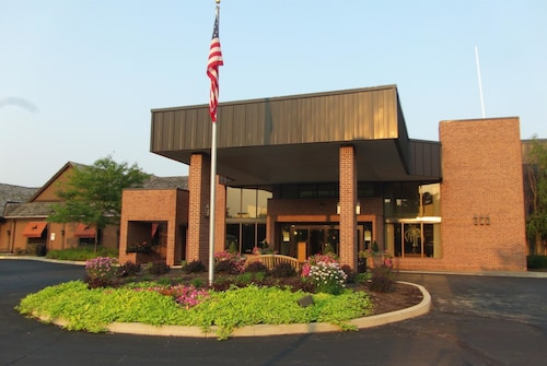 Check Expedia for Availability of Ramada Plaza & Conf Center by Wyndham Fort Wayne