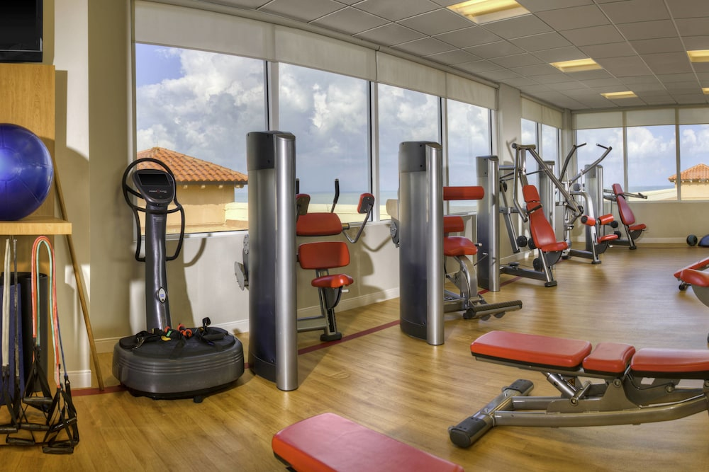 Fitness Facility, Sheraton Sand Key Resort