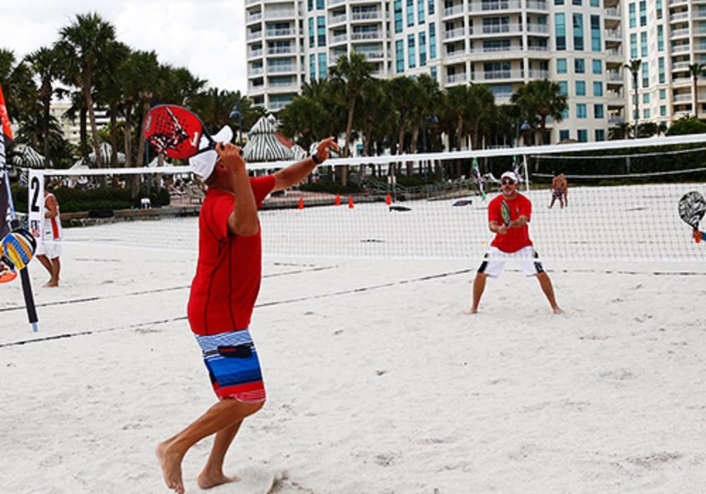 Sport Court, Sheraton Sand Key Resort