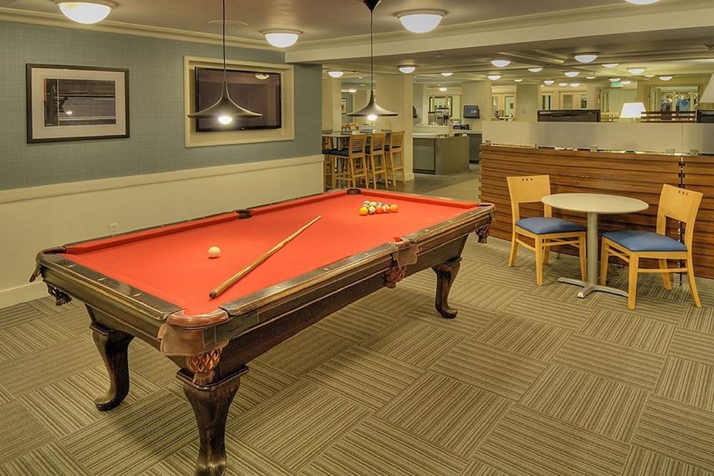 Billiards, Sheraton Sand Key Resort