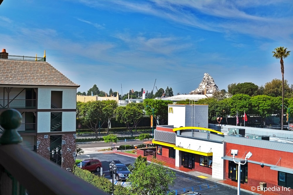 View from Property, Anaheim Camelot Inn & Suites