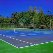 Tennisbana