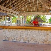 Bar vid poolen