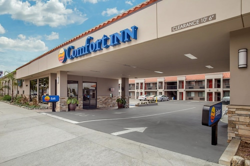 Comfort Inn Near Old Town Pasadena in Eagle Rock