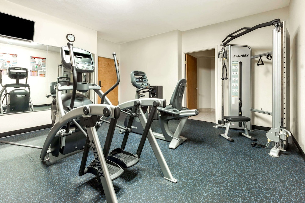 Fitness Facility, Baymont by Wyndham Amarillo East