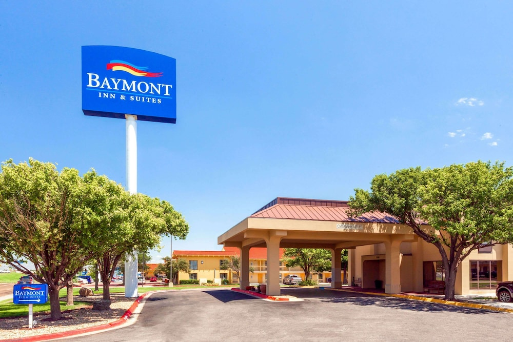 Exterior, Baymont by Wyndham Amarillo East