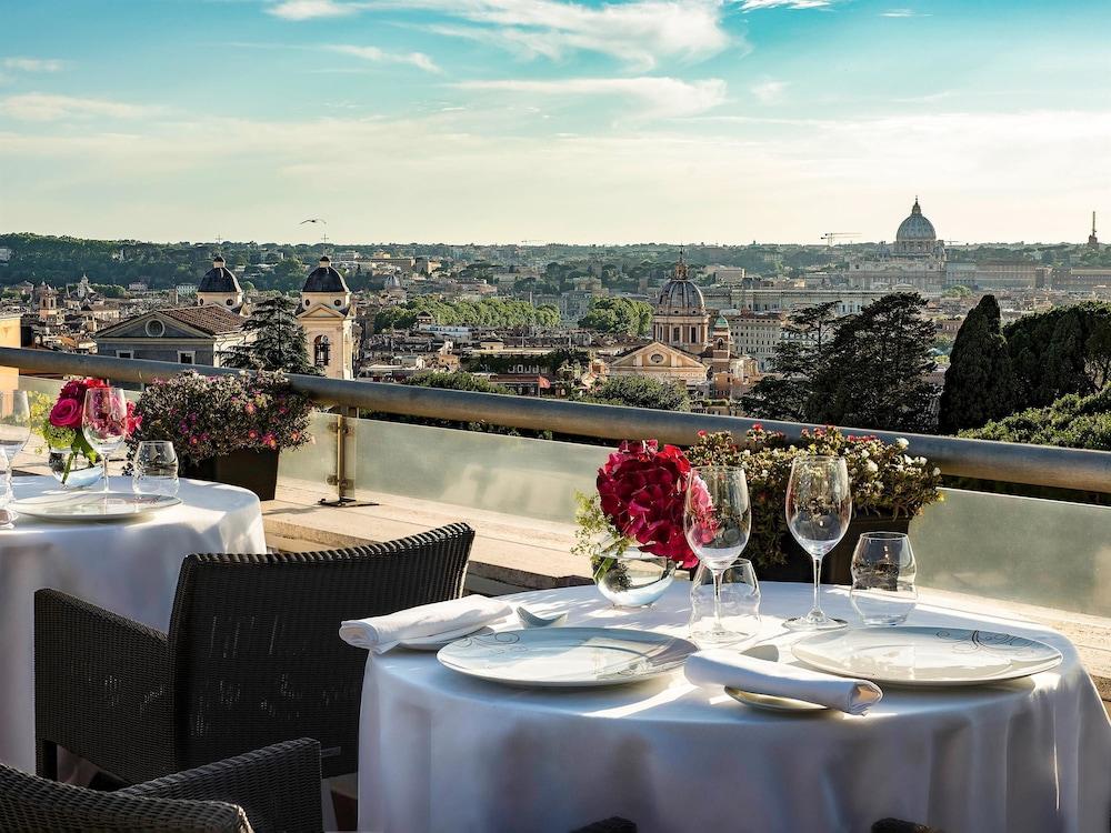 Sofitel Rome Villa Borghese Expedia