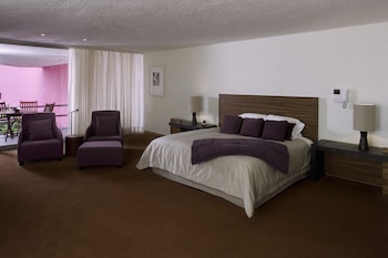 Superior Suite, 1 King Bed - Guestroom