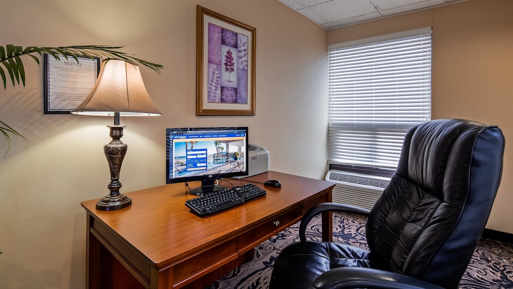 Business Center, Best Western Galaxy Inn