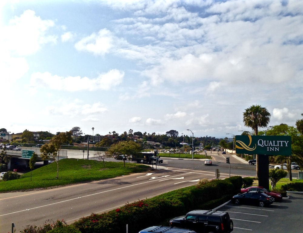 View from Property, Quality Inn Encinitas Near Legoland