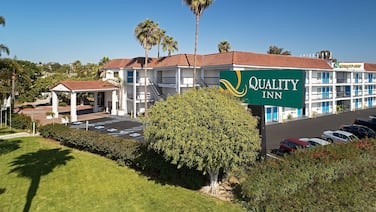 Quality Inn Encinitas Near Legoland