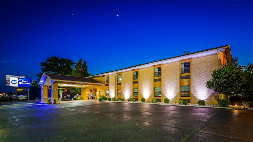 Featured Image, Best Western Benton Inn