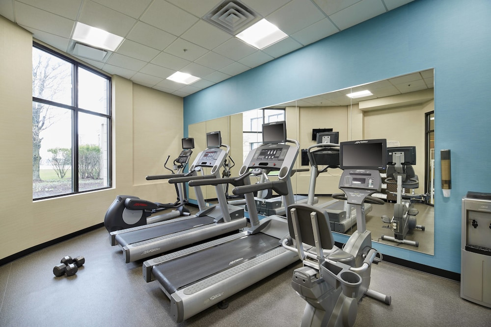 Fitness Facility, Fairfield Inn & Suites by Marriott Cleveland Beachwood