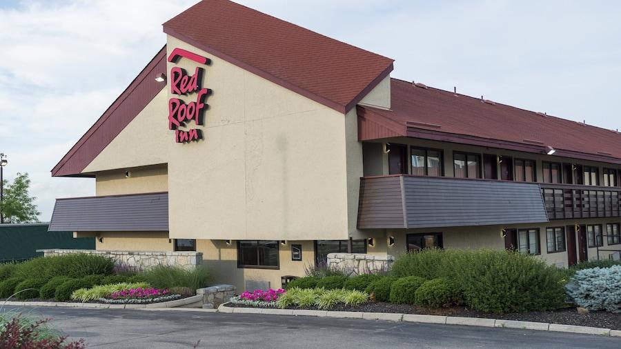 Red Roof Inn Dayton South – Miamisburg