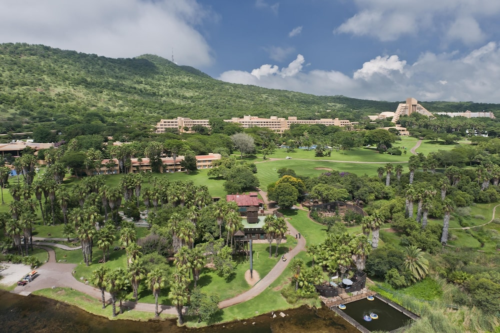 Aerial View, The Cabanas Hotel at Sun City Resort