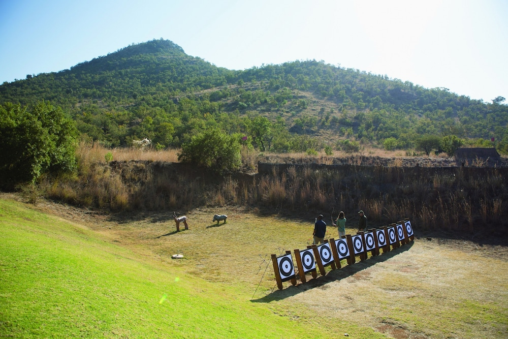 Archery, The Cabanas Hotel at Sun City Resort