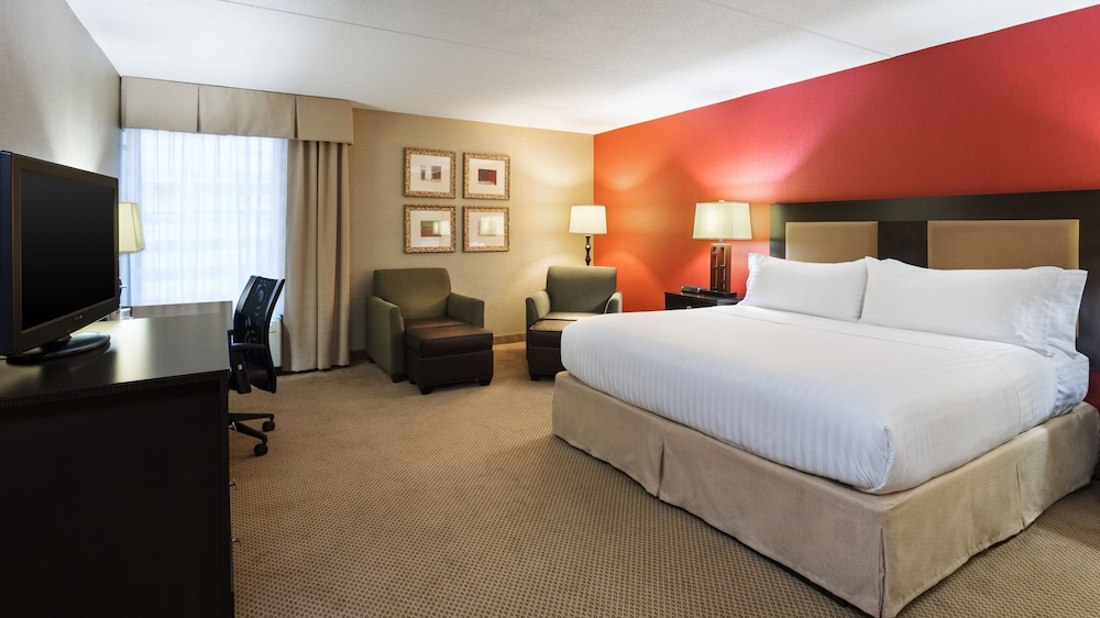 Room, Holiday Inn Express Civic Center