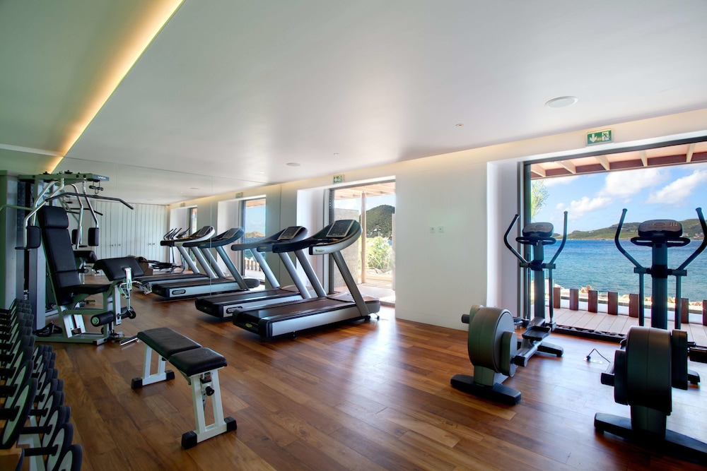 Fitness Facility, Christopher Hotel