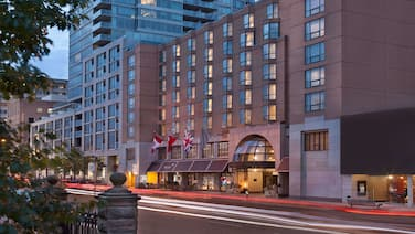 The Yorkville Royal Sonesta Hotel Toronto