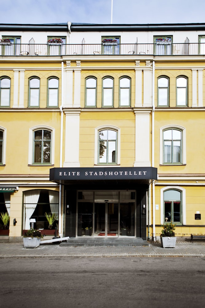 Front of Property, Elite Stadshotellet Karlstad