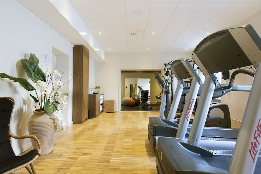 Gym, Elite Stadshotellet Karlstad