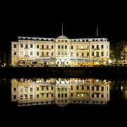 Fasade – kveld/natt